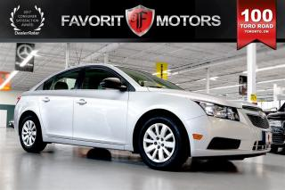 Used 2011 Chevrolet Cruze LS | POWER WINDOWS | A/C | KEYLESS ENTRY for sale in North York, ON