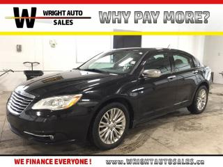 Used 2012 Chrysler 200 Limited|LEATHER|SUNROOF|82,471 KMS for sale in Cambridge, ON