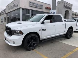 Used 2017 Dodge Ram 1500 Night Edition.. Like new for sale in Burlington, ON