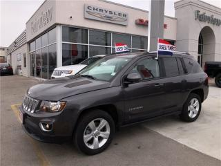 Used 2016 Jeep Compass High Altitude for sale in Burlington, ON
