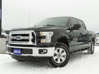 Used 2015 Ford F-150 *CPO* XLT 3.5L V6 *1.9%* for sale in Midland, ON