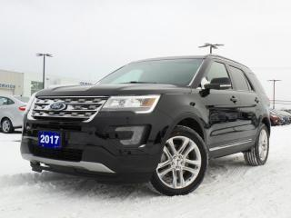 Used 2017 Ford Explorer *CPO* XLT 3.5L V6 *1.9%* for sale in Midland, ON