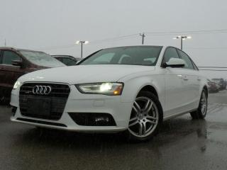 Used 2014 Audi A4 PROGRESSIV 2.0L I4 for sale in Midland, ON