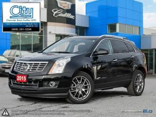 Used 2015 Cadillac SRX AWD PREMIUM for sale in North York, ON