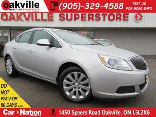 Used 2014 Buick Verano LEATHER | CRUISE CONTROL | KEYLESS ENTRY | LOW KM for sale in Oakville, ON