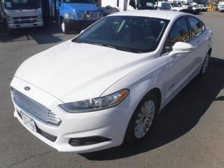 Used 2014 Ford Fusion Hybrid Se for sale in Burnaby, BC