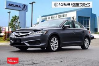 Used 2017 Acura ILX Premium 8dct Accident Free| Bluetooth| Back-Up Cam for sale in Thornhill, ON