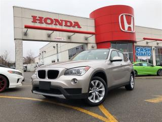 Used 2014 BMW X1 xDrive28i, AWD, one owner, clean carproof for sale in Scarborough, ON