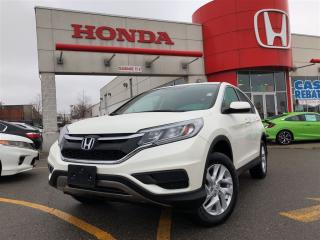 Used 2015 Honda CR-V SE, alloys, one owner, great condition for sale in Toronto, ON