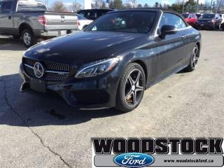Used 2017 Mercedes-Benz C-Class Sdn AMG C 43 4matic ONE Local Owner for sale in Woodstock, ON