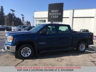 Used 2015 GMC Sierra 1500 4X4 | CREW CAB | LOW KMS for sale in Kitchener, ON