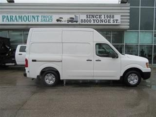 Used 2017 Nissan NV 2500 Cargo van high roof loaded for sale in Richmond Hill, ON