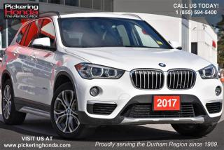 Used 2017 BMW X1 xDrive28i for sale in Pickering, ON
