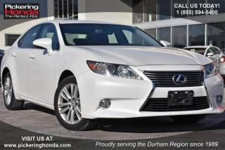 Used 2015 Lexus ES 350 6A for sale in Pickering, ON