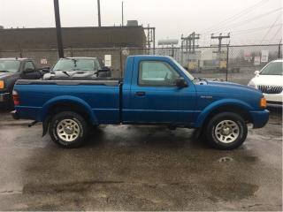 Used 2001 Ford Ranger XL NICE LOCAL TRADE IN ONE OWNER!! for sale in St Catharines, ON