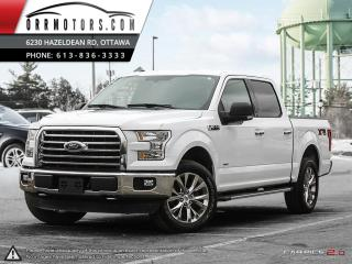 Used 2015 Ford F-150 XTR SuperCrew 4WD for sale in Stittsville, ON