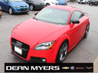 Used 2014 Audi TT S for sale in North York, ON