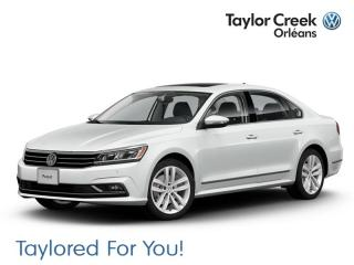 New 2018 Volkswagen Passat Highline 2.0T 6sp at w/Tip for sale in Orleans, ON
