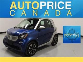 Used 2016 Smart fortwo passion PANOROOF for sale in Mississauga, ON