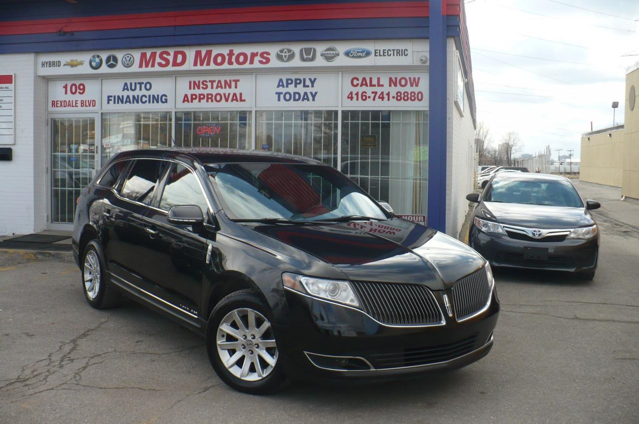 2015 Lincoln MKT