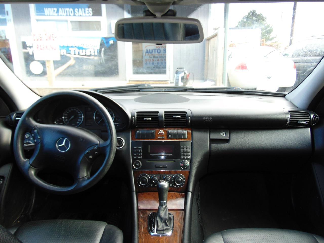2006 Mercedes-Benz C230W