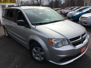 Used 2012 Dodge Grand Caravan SXT / Auto / Alloys / Stow&Go / Steering Controls! for sale in Scarborough, ON
