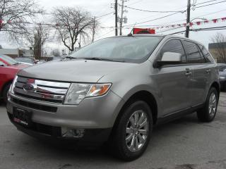 Used 2008 Ford Edge SEL AWD for sale in London, ON
