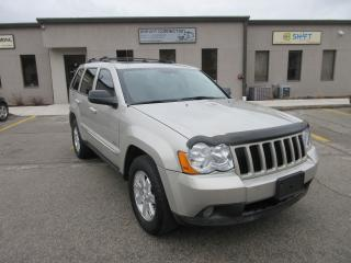 Used 2008 Jeep Grand Cherokee Laredo DIESEL,MINT CONDITION,NO ACCIDENTS for sale in Burlington, ON