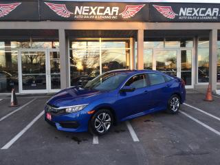 Used 2016 Honda Civic LX AUT0 A/C CRUSIE BACKUP CAMERA 44K for sale in North York, ON