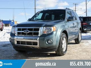 Used 2011 Ford Escape LIMITED 4X4 LEATHER SUNROOF 2 SETS OF TIRES FANTASTIC CONDITION for sale in Edmonton, AB