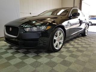 New 2018 Jaguar XE CORPORATE SALES EVENT ON NOW for sale in Edmonton, AB
