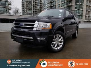Used 2017 Ford Expedition Max Limited for sale in Richmond, BC