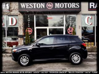 Used 2011 Mitsubishi RVR SE*AWD*AUTO*POWERGROUP*BLUETOOTH*AUX*USB* for sale in York, ON