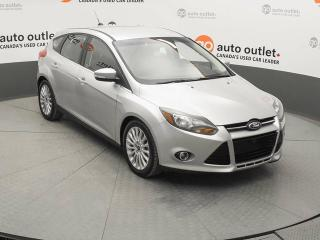 Used 2012 Ford Focus Titanium for sale in Red Deer, AB