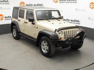 Used 2012 Jeep Wrangler Unlimited Rubicon 4x4 for sale in Red Deer, AB