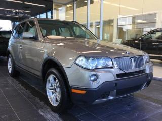 Used 2008 BMW X3 3.0i, AWD, LOW KM!! for sale in Edmonton, AB