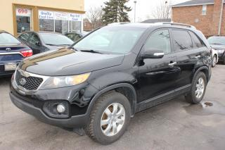 Used 2013 Kia Sorento LX for sale in Brampton, ON