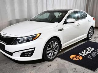 Used 2015 Kia Optima SX for sale in Red Deer, AB