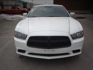 Used 2013 Dodge Charger 5.7 HEMI,EX POLICE for sale in Mississauga, ON