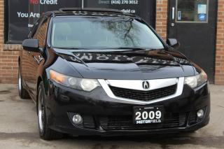 Used 2009 Acura TSX Premium Pkg *NO ACCIDENTS, LEATHER, SUNROOF* for sale in Scarborough, ON