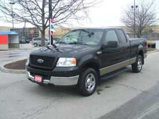 Used 2005 Ford F-150 XLT 4X4 for sale in York, ON
