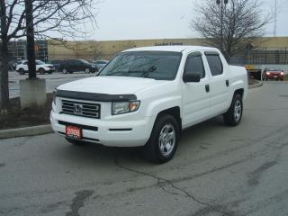 Used 2008 Honda Ridgeline LX 4WD for sale in York, ON