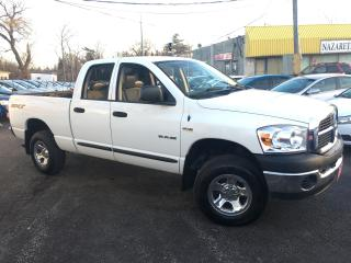 Used 2008 Dodge Ram 1500 SLT for sale in Scarborough, ON