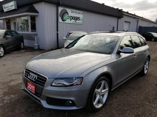 Used 2011 Audi A4 2.0T PREMIUM for sale in Bloomingdale, ON