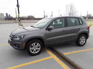 Used 2015 Volkswagen Tiguan Trendline for sale in Toronto, ON