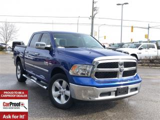 Used 2015 Dodge Ram 1500 SLT LOW KM'S!!**BACK UP CAMERA**BLUE TOOTH** for sale in Mississauga, ON