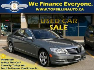 Used 2012 Mercedes-Benz S-Class 350 BlueTEC 4MATIC, Diesel Only 71K for sale in Concord, ON