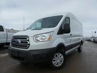 Used 2016 Ford Transit Cargo Van BASE 3.7L 6CYL for sale in Midland, ON