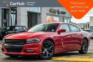 Used 2017 Dodge Charger R/T |HEMI|DrvrConfidencePkg|Sunroof|Nav|Leather|Heat+VtdSeats|20