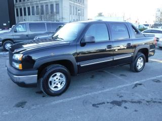 Used 2004 Chevrolet Avalanche 1500 4WD for sale in Burnaby, BC